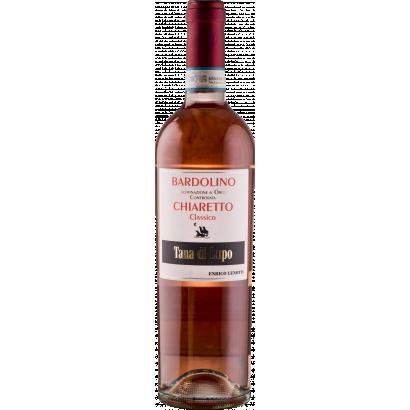 TANA DI LUPO CHIARETTO BARDOLINO rose wine