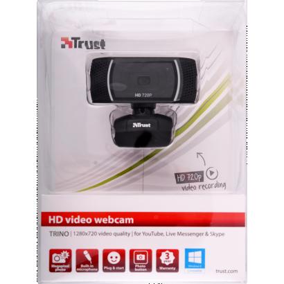 Trust Trino HD Video Webcam