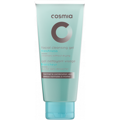Cosmia face cleaning gel freshness 150 ml
