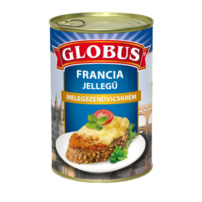 Globus francia melegszendvicskrém 400 g