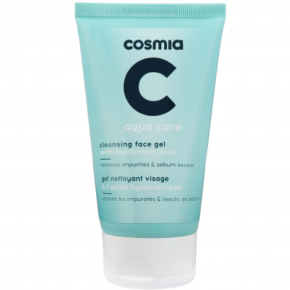 COSMIA AQUA CARE CLEANSING FACE GEL