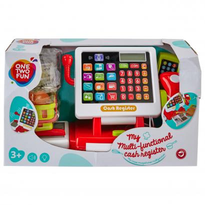 One Two Fun Elektronikus pénztárgép