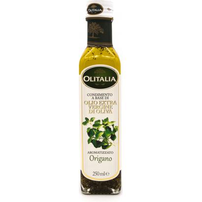 Olitalia oreganós extra szűz olívaolaj 250 ml