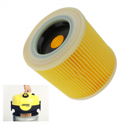 Cartridge filter for WD2, WD3