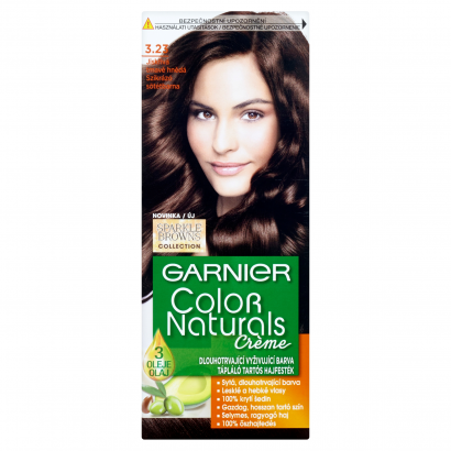 Color naturals hajfesték 3.23 szikrázó sötétbarna