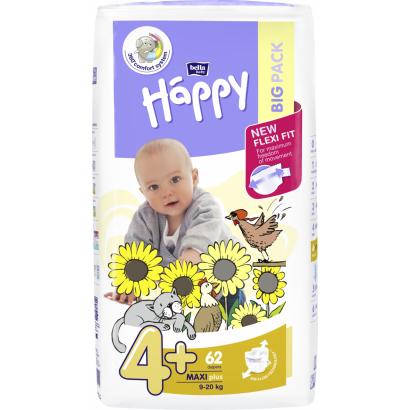 Bella baby pelenka happy maxi plus 62 db