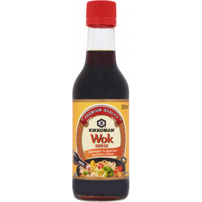 Kikkoman wok szósz 250 ml
