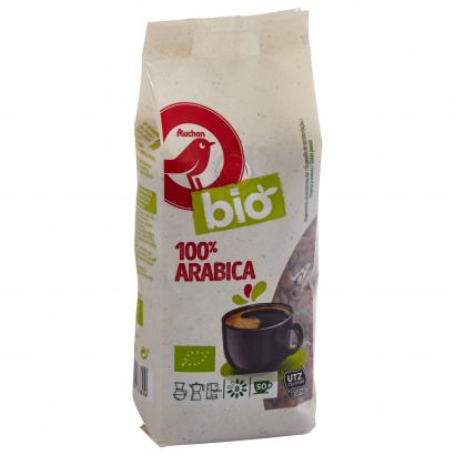 Auchan Nívó BIO szemes kávé 100% Arabica 250 g