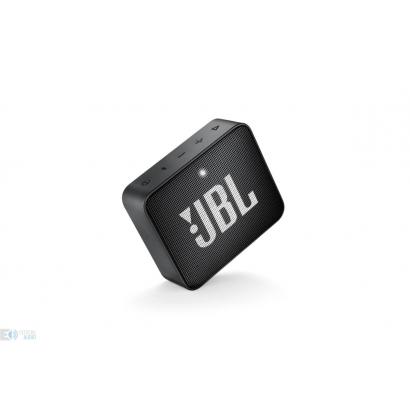 JBL Go 2 fekete vízálló bluetooth hangszóró