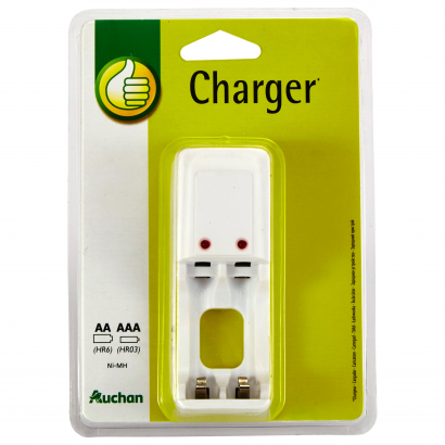 POUCE CHARGER (BATTERY NOT INCLUDED), 1PC