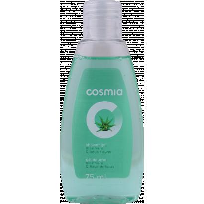 Cosmia aloe vera mini shower gel 75 ml