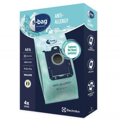 E206S S-bag paper dust bag