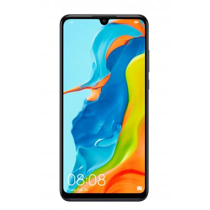 Huawei P30 Lite Dual SIM 128GB éjfekete okostelefon