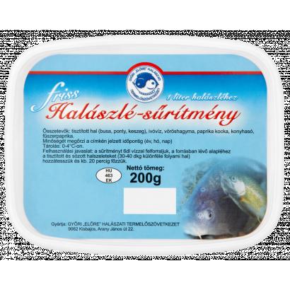 Halászlé-sűrítmény 200 g