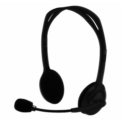 Silverline HS-11 mikrofonos fejhallgató