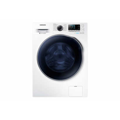 Samsung washing machine and dryer, wd90j6a10aw/le