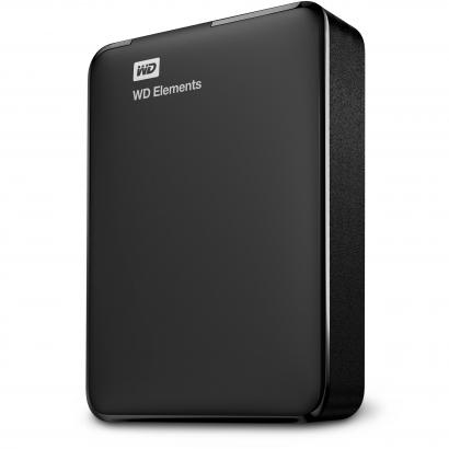 """HDD EXT 2,5"""" WD Elements 3TB USB3.0 - WDBU6Y0030BBK-WESN"""