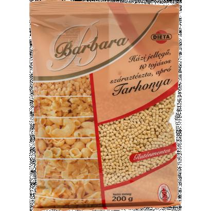 Barbara Homemade-type Gluten-free 10-eggs small noodles Egg barley