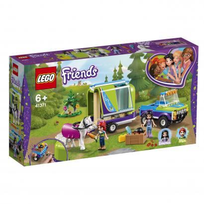LEGO Friends Mia lószállító utánfutója (41371)