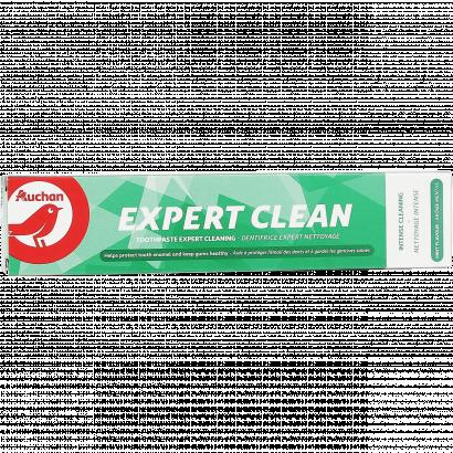 AUCHAN TOOTHPASTE EXPERT CLEAN 75ML