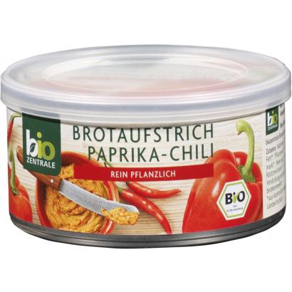 Bio zentrale chili paprikapástétom 125 g