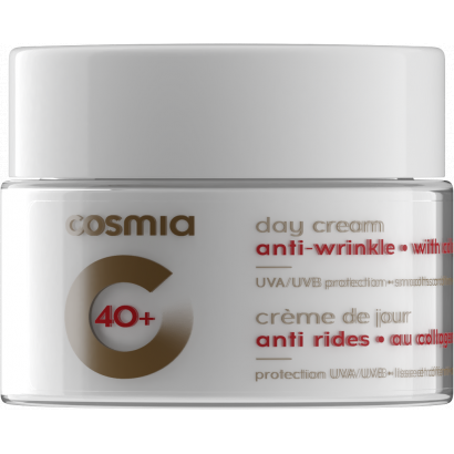 Cosmia facial day cream 40+ 50ml