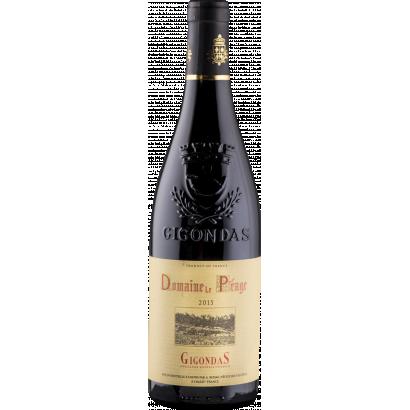 Domaine Le Péage Gigondas red wine