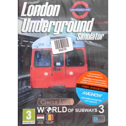 PC WORLD OF SUBWAYS 3 LONDON