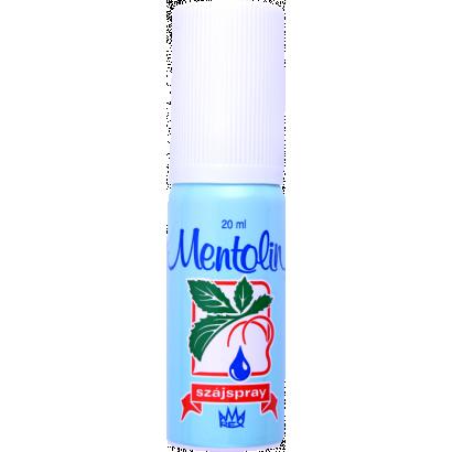 Mentolin  mouth spray