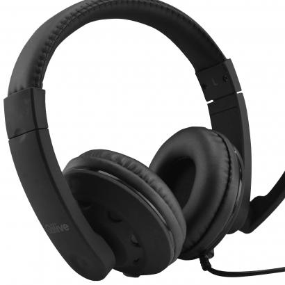 Qilive fejhallgató, jack dugó 3,5 mm, 860103