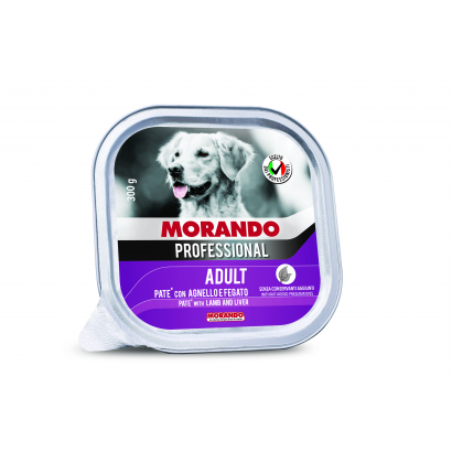 Miglior Cane Professional alutálcás bárány/máj 300g