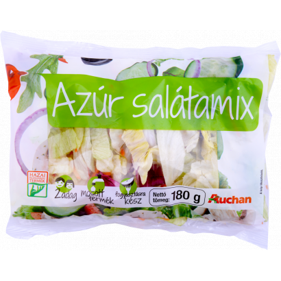 Azúr mix, frsh salad, washed ready to eat