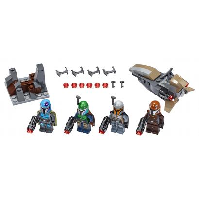 LEGO Star Wars Mandalóriai csata (75267)