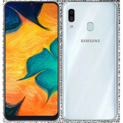 SamsungGalaxy A20e 32GB DS A202FMobiltelefon - Fehér