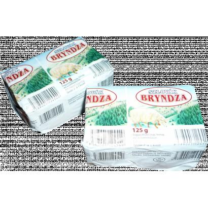 Bryndza lágy zsíros sajt juh- és tehéntejből 125 g