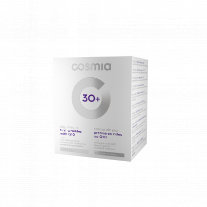 COSMIA FIRMING CREAM  - DAY  /  FIRST WRINKLES  / all skin types / AGE 30 + /  50ML