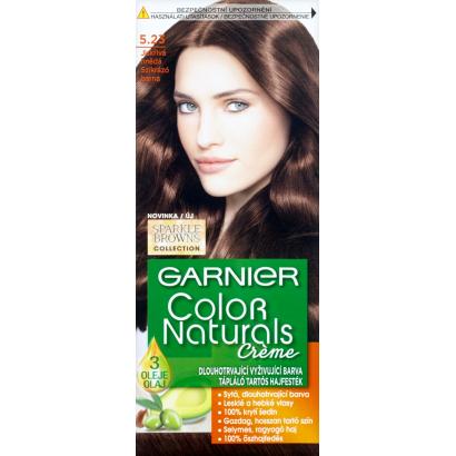 Garnier Color Naturals Creme 5.23 Csokoládé tápláló tartós hajfesték