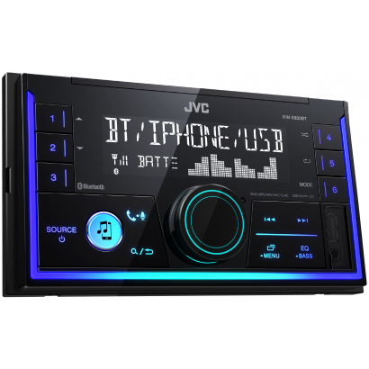 JVC KW-X830BT Bluetooth car rardio