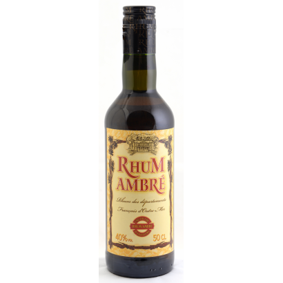 Rhum Ambré Rum 40% 500 ml