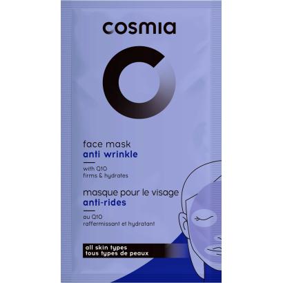 COSMIA FACE MASK ANTI WRINLKE