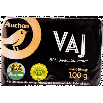 Auchan Prémium Filiére Vaj 82% zsírtartalommal 100 g