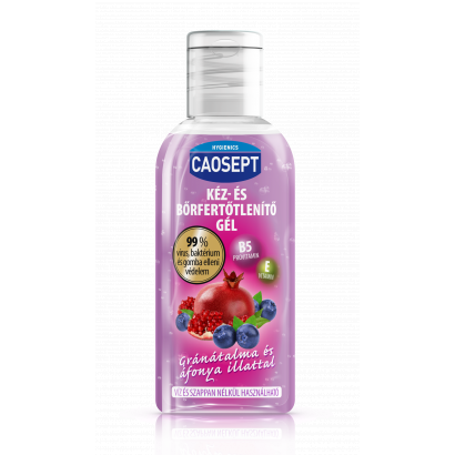 Caosept Hand and Skin Disinfectant Gel with Fruit Scent 50 ml