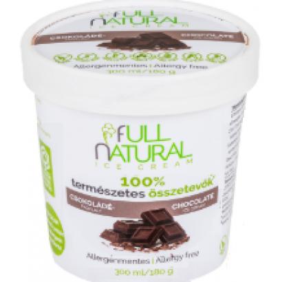 FULL NATURAL minden mentes VEGÁN csokoládé jégkrém 300ml