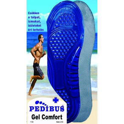 Pedibus Gel Comfort 42/46 férfi