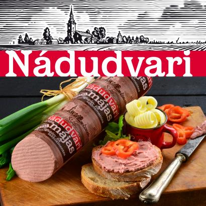 Nádudvari pork liver paté 1000g