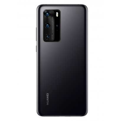 Huawei P40 Pro 5G 256GB DS Fekete mobiltelefon