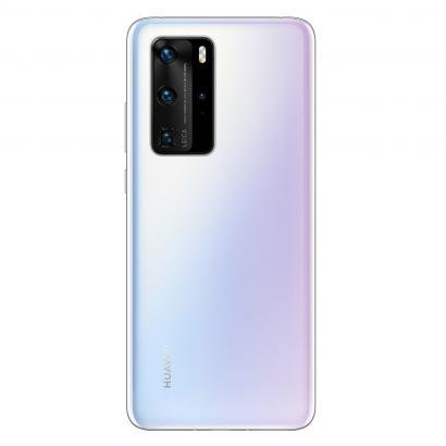 Huawei P40 Pro 5G 256GB DS Jégfehér mobiltelefon