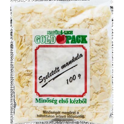 Gold Pack szeletelt mandula 100 g