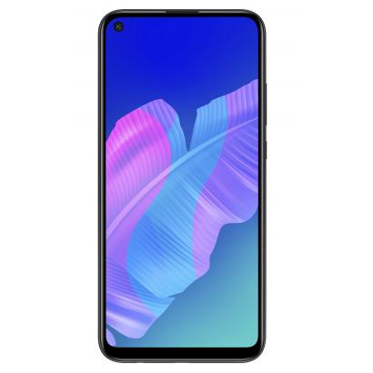 Huawei P40 LITE E DualSim fekete mobiltelefon