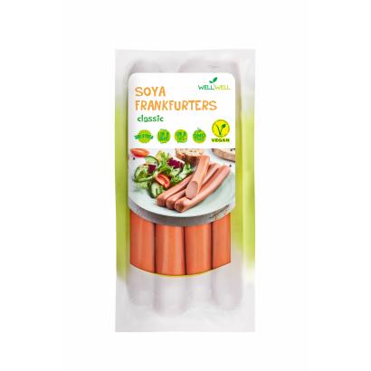Well-well vegán szójás négyes 200 g